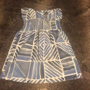 Tea toddles dress